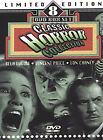 Classic Horror Collection - 8 Pack (DVD, 2004, 8-Disc Set)