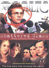Shattered Glass BRAND NEW VERY GOOD DVD