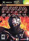 Ninja Gaiden Black (Microsoft Xbox, 2005)