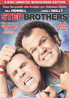 Step Brothers (DVD, 2008, 2-Disc Set, Unrated)