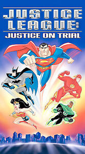 JUSTICE LEAGUEJUSTICE ON TRIAL by  in Used - Very Good