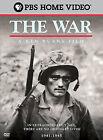 Ken Burns - The War (DVD, 2007, 6-Disc Set, Widescreen Sensormatic)