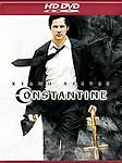 Constantine (HD DVD, 2006) Keanu Reeves - THIS IS FOR HD-DVD PLAYERS. NOT DVD.