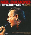 Neil Diamond: Hot August Night/NYC (DVD, 2009, CD/DVD)