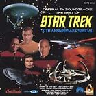 The Best of Star Trek: 30th Anniversary Special by Various Artists (Cassette, Dec-1996, GNP/Crescendo)