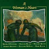 A Woman's Heart [Dara] (CD,MAURA/frances/DOLORES/sharon/ELEANOR/mary/CELTIC FEST