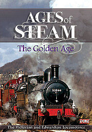 Age Of Steam  The Golden Age DVD 2009 New - <span itemprop='availableAtOrFrom'>Westbury, Wiltshire, United Kingdom</span> - Age Of Steam  The Golden Age DVD 2009 New - Westbury, Wiltshire, United Kingdom