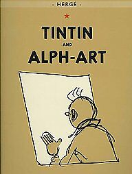 tintin and alph art review essay