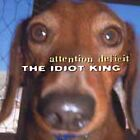 The Idiot King * by Attention Deficit (Rock/Experimental) (CD, May-2001, Magna Carta)