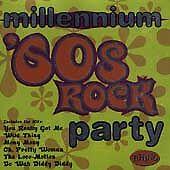 Various-Artists-Millennium-60s-Rock-Party-CD