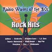 Radio-Waves-of-the-80s-Rock-Hits-Various-Artists-CD