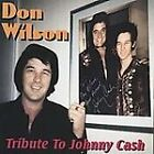 Tribute to Johnny Cash * by Don Wilson (CD, Apr-2004, Legend (import))