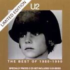 The Best of 1980-1990/The B-Sides [Limited] by U2 (CD, Nov-1998, 2 Discs, Island (Label))
