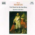 Marais: Viol Music for the Sun King (CD, Jan-1996, Naxos (Distributor))