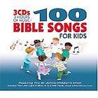 100 Bible Songs for Kids by The St. John's Children's Choir (CD, Apr-2002, 3 Discs, Madacy Kids)