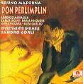 Don Perlimplin von Divertimento Ensemble,GORLI (2014)