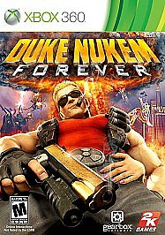 Lot-of-10-pieces-Duke-Nukem-Forever-Xbox-360-2011