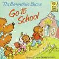 The Berenstain Bears Go to School von Jan Berenstain und Stan Berenstain (1982, Taschenbuch)