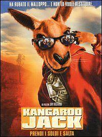Kangaroo Jack. Prendi i soldi e salta (2002) DVD ex rental