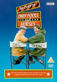 Only Fools And Horses  The Story Of Only Fools And Horses DVD 2003 - Newton Aycliffe, United Kingdom - Only Fools And Horses  The Story Of Only Fools And Horses DVD 2003 - Newton Aycliffe, United Kingdom