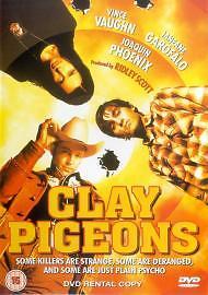 Clay Pigeons DVD