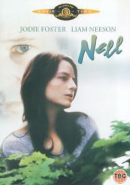 Details about Nell - Jodie Foster, Liam Neeson, Natasha Richardson