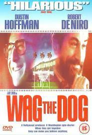 Wag The Dog (DVD, 1999)