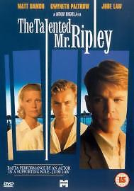 The-Talented-Mr-Ripley-DVD-2001-NEW-SEALED-FREEPOST