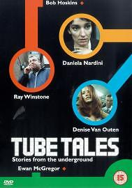 TUBE TALES (Denise Van Outen Ray Winstone) BRAND NEW SEALE DVD