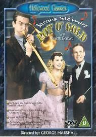 Pot-O-039-Gold-1941-DVD-Region-2-James-Stewart-Paulette-Goddard-Horace-Heidt