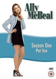 Ally McBeal - Season 1 part 2 (DVD, 2002, 3-Disc Set)