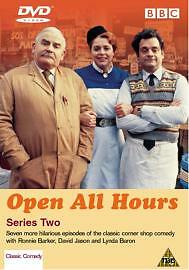Open-All-Hours-Series-Two-DVD-2003-David-Jason-BRAND-NEW-SEALED