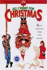 All-I-Want-For-Christmas-New-UK-DVD-Sent-1st-class