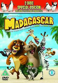 Madagascar  Penguin Christmas Caper DVD 2005 2Disc Set - Prescot, United Kingdom - Madagascar  Penguin Christmas Caper DVD 2005 2Disc Set - Prescot, United Kingdom