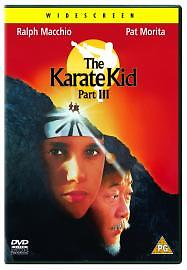 The Karate Kid Part 3 DVD 2011 - <span itemprop=availableAtOrFrom>Norwich, United Kingdom</span> - The Karate Kid Part 3 DVD 2011 - Norwich, United Kingdom