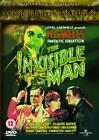 The Invisible Man (DVD, 2011)