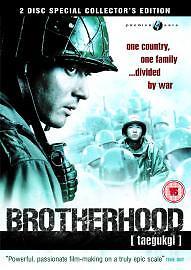 BROTHERHOOD 2 DISC DVD SET 2005 KANG JEGYU - <span itemprop=availableAtOrFrom>Dagenham, United Kingdom</span> - BROTHERHOOD 2 DISC DVD SET 2005 KANG JEGYU - Dagenham, United Kingdom