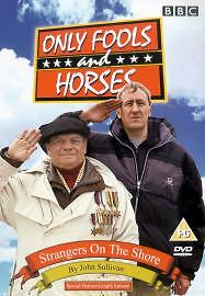 ONLY FOOLS AND HORSES  STRANGERS ON THE SHORE  DVD 2003 David Jason - <span itemprop='availableAtOrFrom'>Birmingham, United Kingdom</span> - ONLY FOOLS AND HORSES  STRANGERS ON THE SHORE  DVD 2003 David Jason - Birmingham, United Kingdom