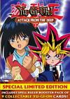 Yu Gi Oh Vol.3 - Attack From The Deep (DVD, 2005, DVD And Trading Cards)