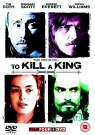 TO KILL A KING (2004) Dougray Scott , Tim Roth R2 DVD