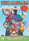 Metalheads (DVD, 2004, Animated, +Book)