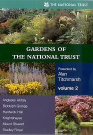 Gardens Of The National Trust - Vol. 2 [DVD] -