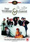 Four Weddings And A Funeral (DVD, 2004)