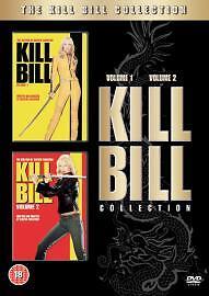 Kill Bill 1 and 2 (Box Set) [DVD], Very Good DVD, Chia Hui Liu,Quentin Tarantino