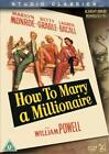 How To Marry A Millionaire (DVD, 2006)
