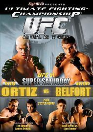 ✯✯ ULTIMATE FIGHTING CHAMPIONSHIP UFC 51 - SUPER SATURDAY DVD ✯✯