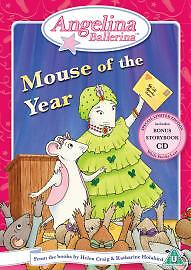 Angelina Ballerina  Mouse Of The Year DVD 2004 - Laxey, United Kingdom - Angelina Ballerina  Mouse Of The Year DVD 2004 - Laxey, United Kingdom