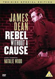 Rebel Without A Cause (Special Edition) [DVD] [1955], New DVD