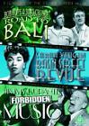 3 Classics Of The Silver Screen - Vol. 10 - Road To Bali / Basin Street Revue / Forbidden Music (DVD, 2005)