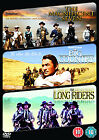 The Magnificent Seven/ The Big Country/ The Long Riders (DVD, 2009, 3-Disc Set)